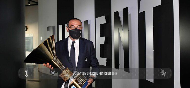 جام قهرمانی سری آ در موزه یوونتوس