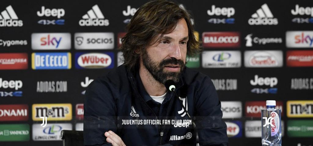 مصاحبه پیرلو پیش بازی با جنوا
