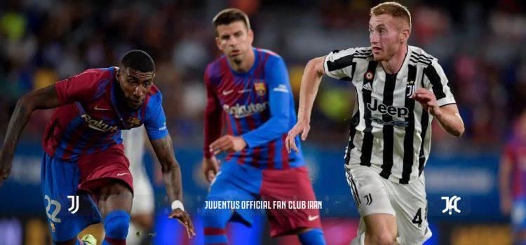 قهرمانی بارسلونا در جام دوستانه خوان گمپر